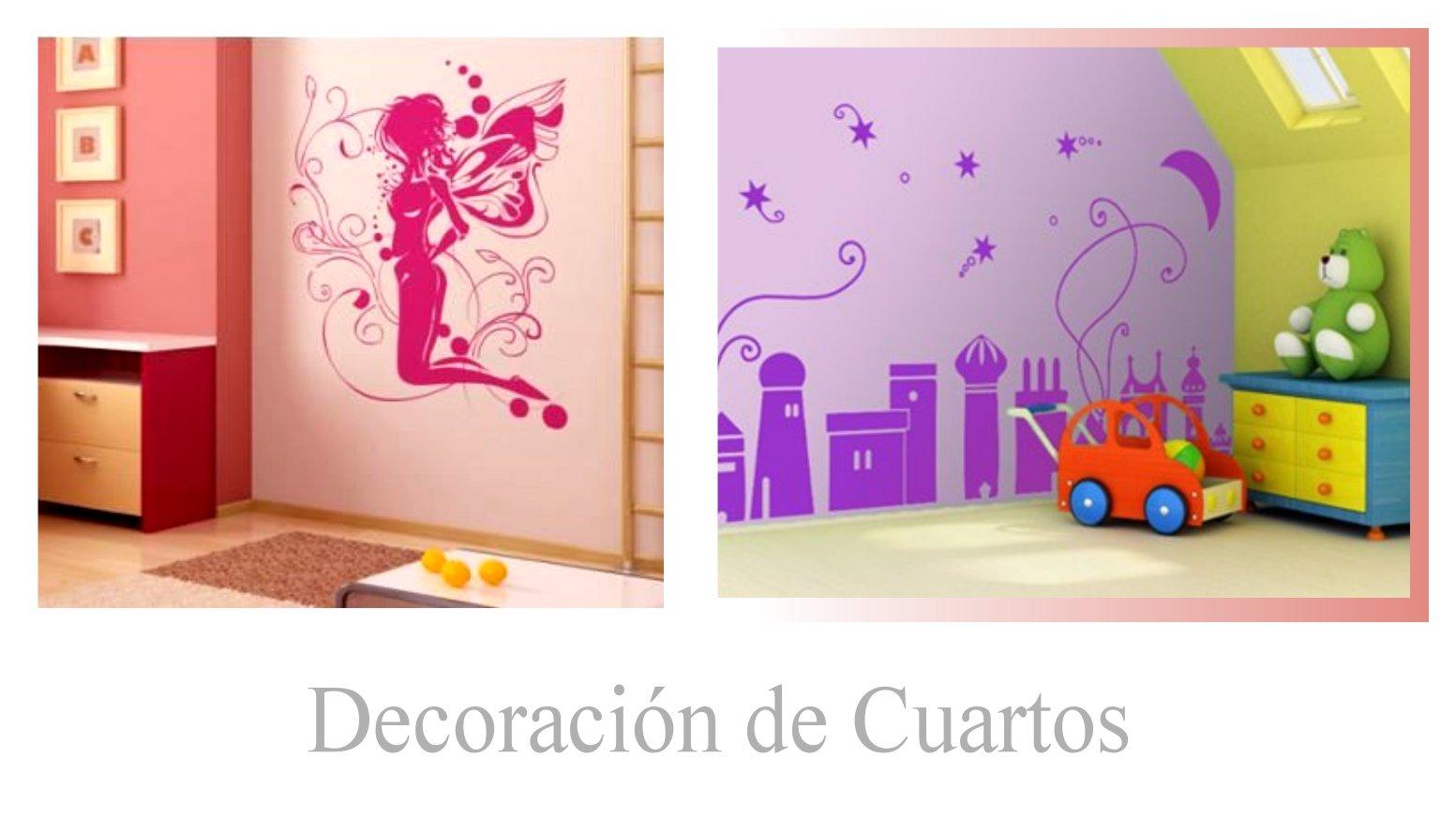 Implemente bellos y modernos diseños en las paredes de su hogar