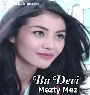 Foto Mezty Mez sebagai Bu Devi di Anak Jalanan RCTI