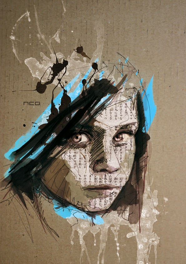 01-Devi-Florian-Nicolle-neo-Portrait-Paintings-focused-on-Expressions-www-designstack-co