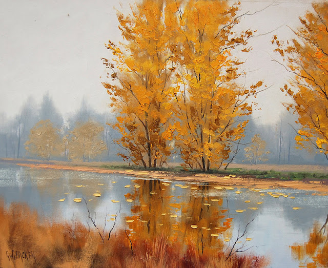 туманная осень 4