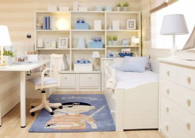 Camas nido dormitorios juveniles dormitorios infantiles - Habitaciones infantiles blancas ...