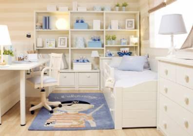 Camas nido dormitorios juveniles dormitorios infantiles - Habitaciones blancas juveniles ...