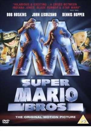 Super Mario Bros. movies in Australia