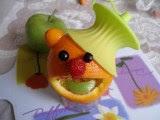 фруктовые поделки