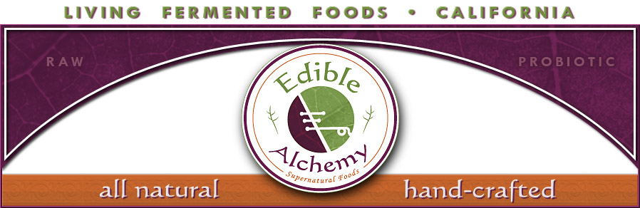 Edible Alchemy Fermented Foods Blog