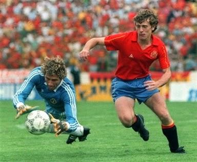 España en los Mundiales