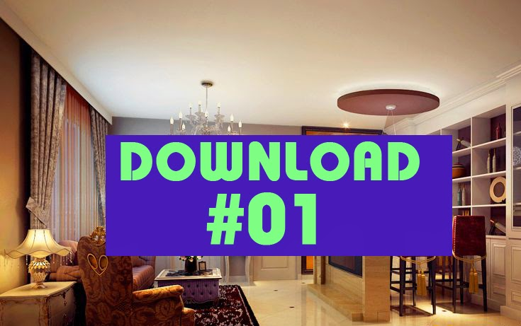 Everyday Tips Download 3ds Max Interiors Scene 01 Living Room Kitchen 3d Max Vray