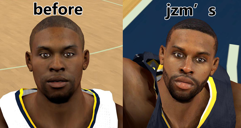 2K vs PC Mod Face