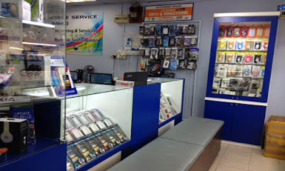 mobile repairing institute and shop