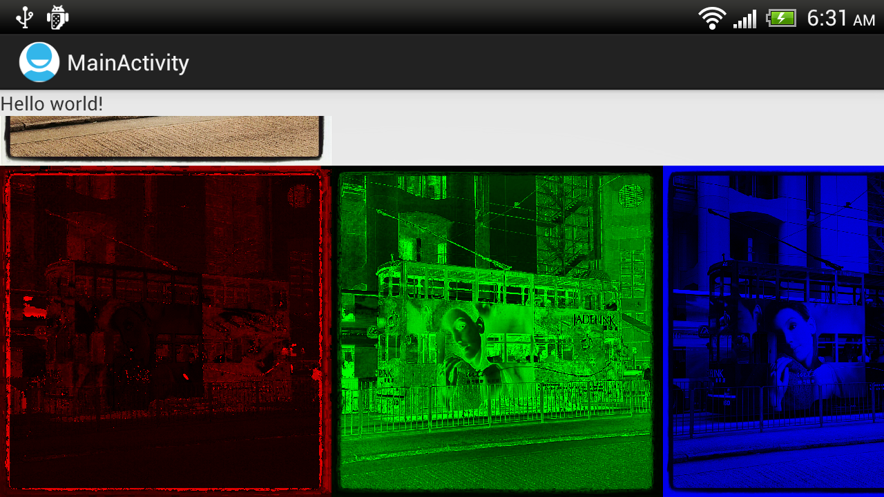 Android Er What S Hsv Hue Saturation Value