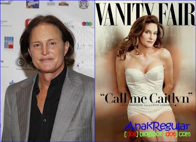 3 Fakta Dibalik Keputusan Bruce Jenner Memilih Menjadi Wanita