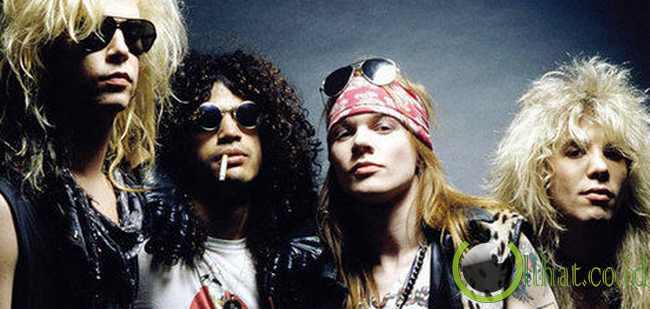 Guns N Roses Pengaruh Utama