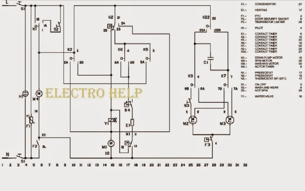 wiring diagram for bosch washing machine wiring diagram nowbosch wfb1005 wfb1005by washing machine wiring diagram and bosch washing machine parts diagram bosch wfb1005 wfb1005by