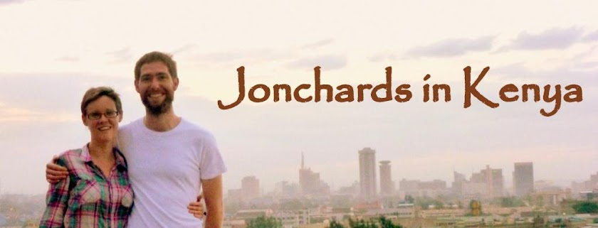 Jonchards in Kenya