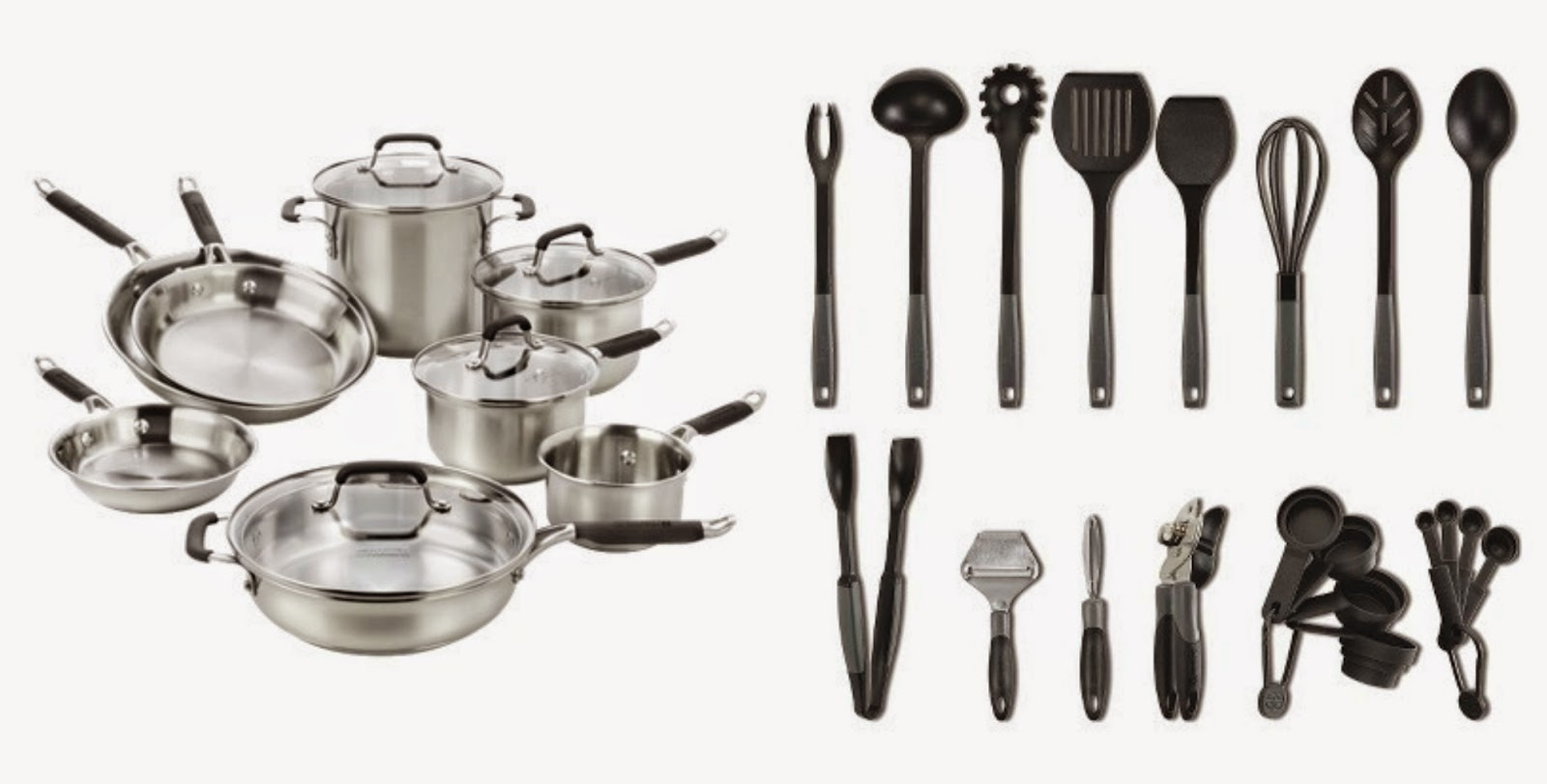 kitchen cookware tools