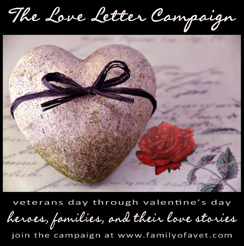 Family Of a Vet  PTSD TBI  Life After Combat The Love Letter