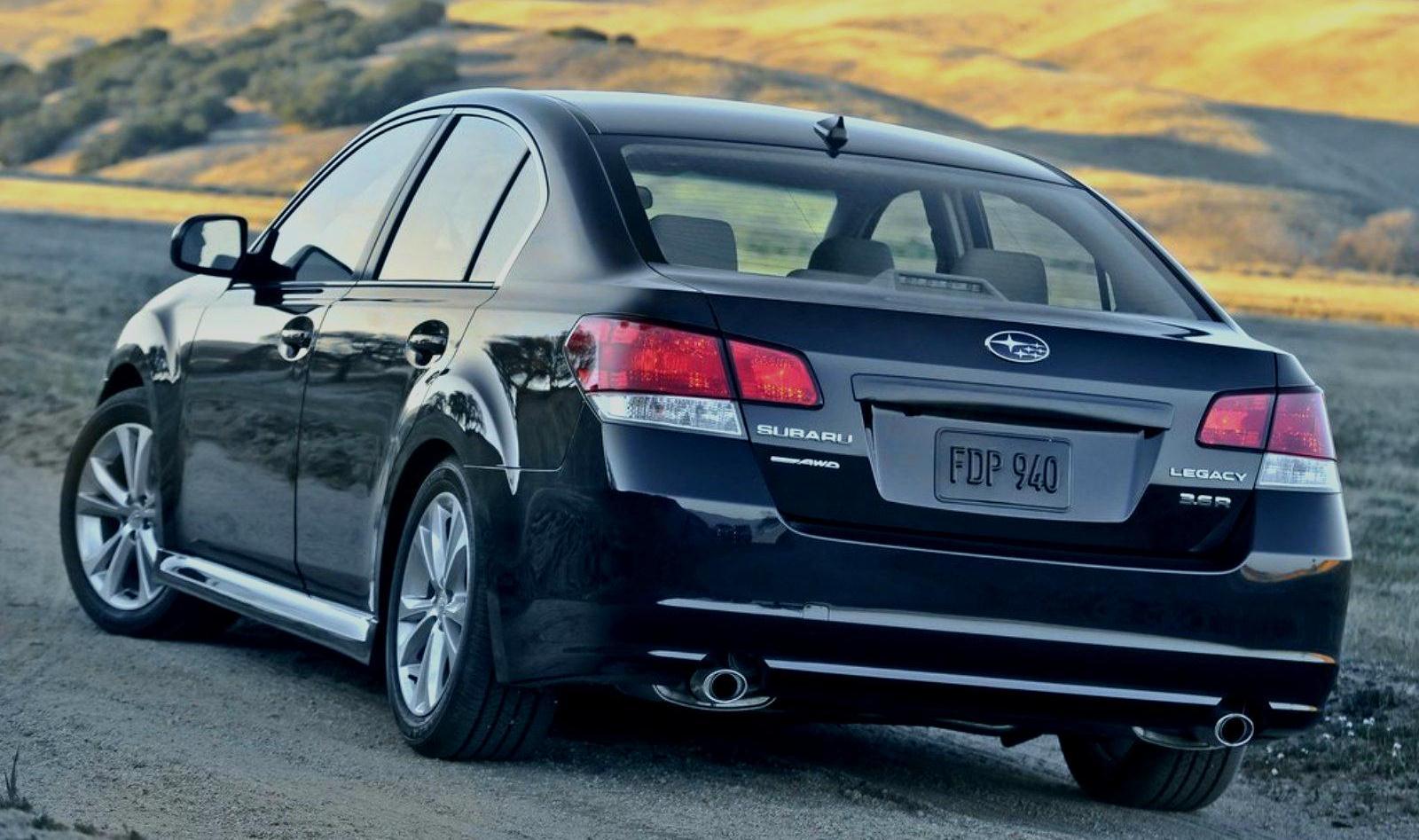 El nuevo Subaru Legacy es más de lo que pedía. Más espacioso. Más