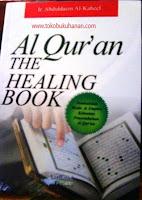 buku Al-Qur'an the healing book abdudaeem al kaheel