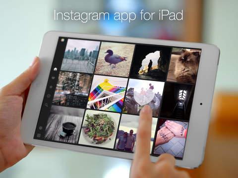 Instagram App For Ipad