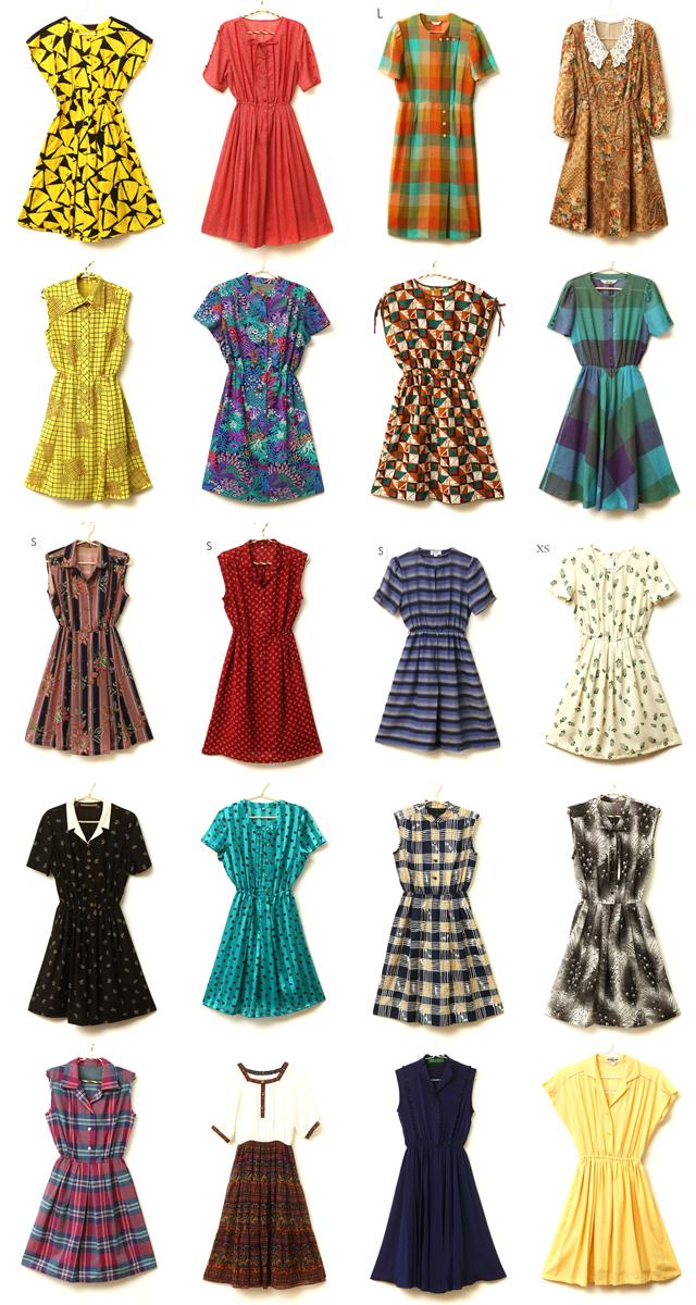 Wholesale vintage clothing distributor