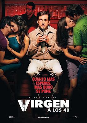 Virgen a los 40 (2005) Online