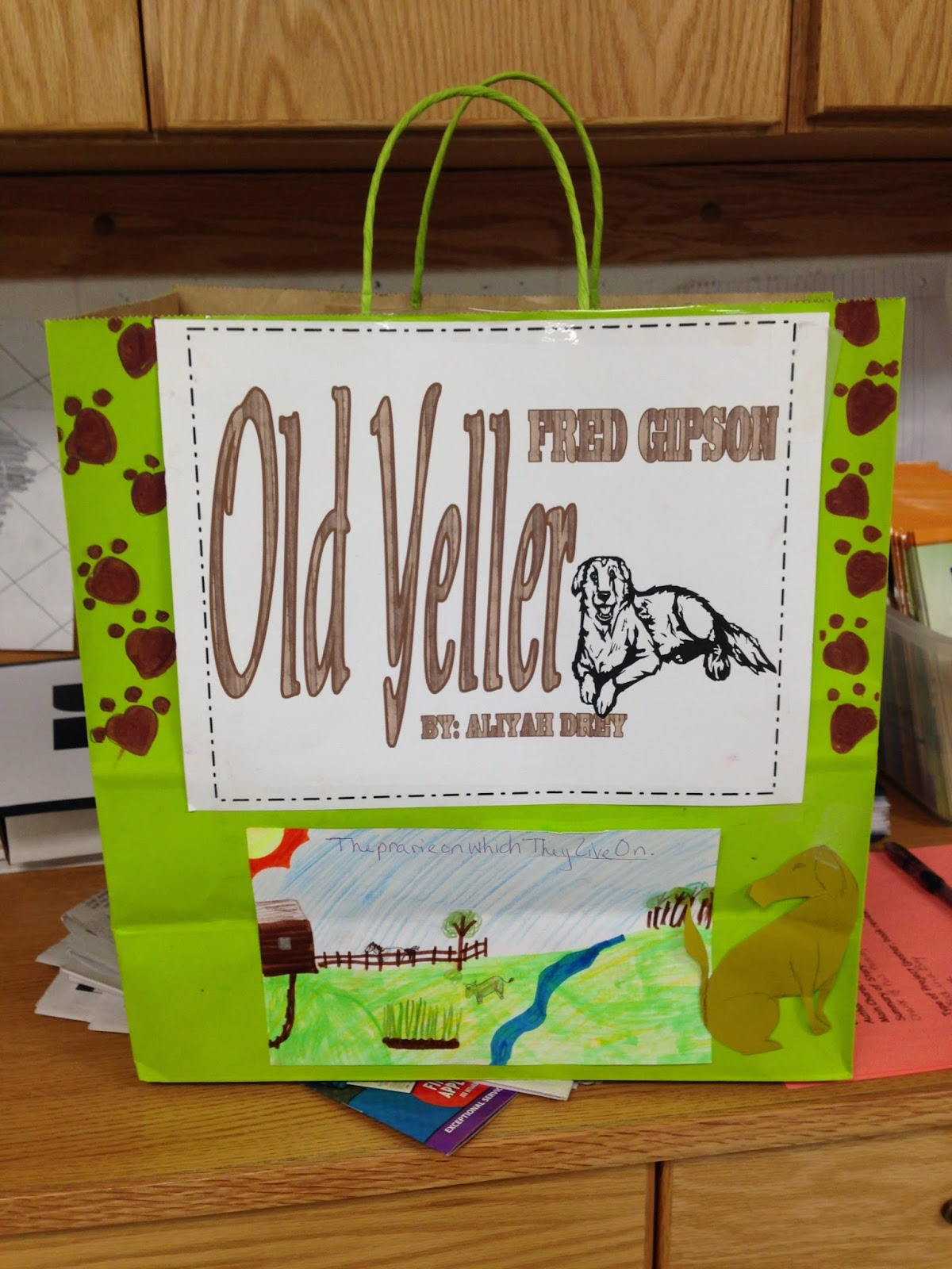 book report on old yeller Old yeller by fred gipson 158 fiction, a timeline made with timetoast's free interactive timeline making software.