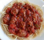 easy zesty spaghetti sauce
