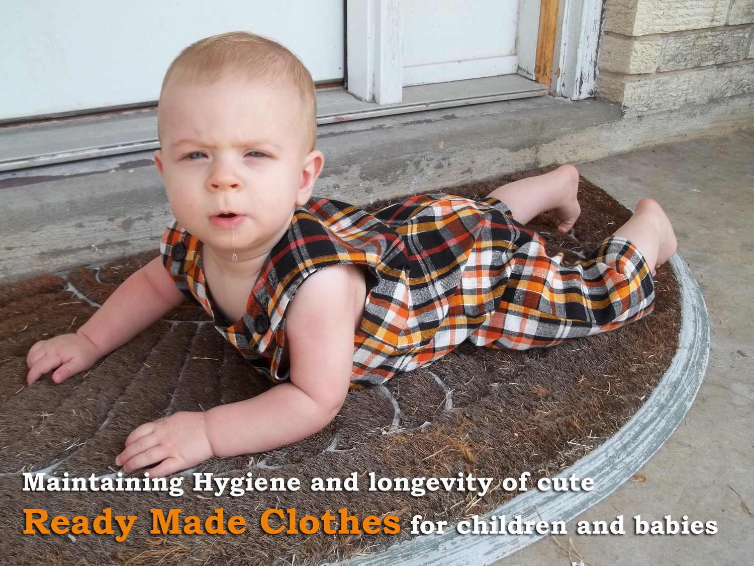 Ready Made Clothing : Maintaining hygiene and longevity of cute ready made