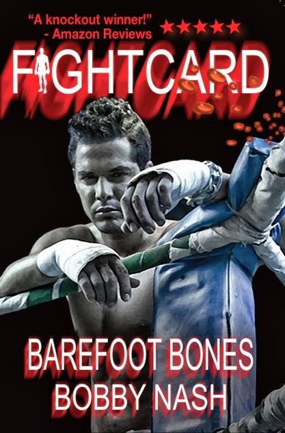 FIGHT CARD: BAREFOOT BONES