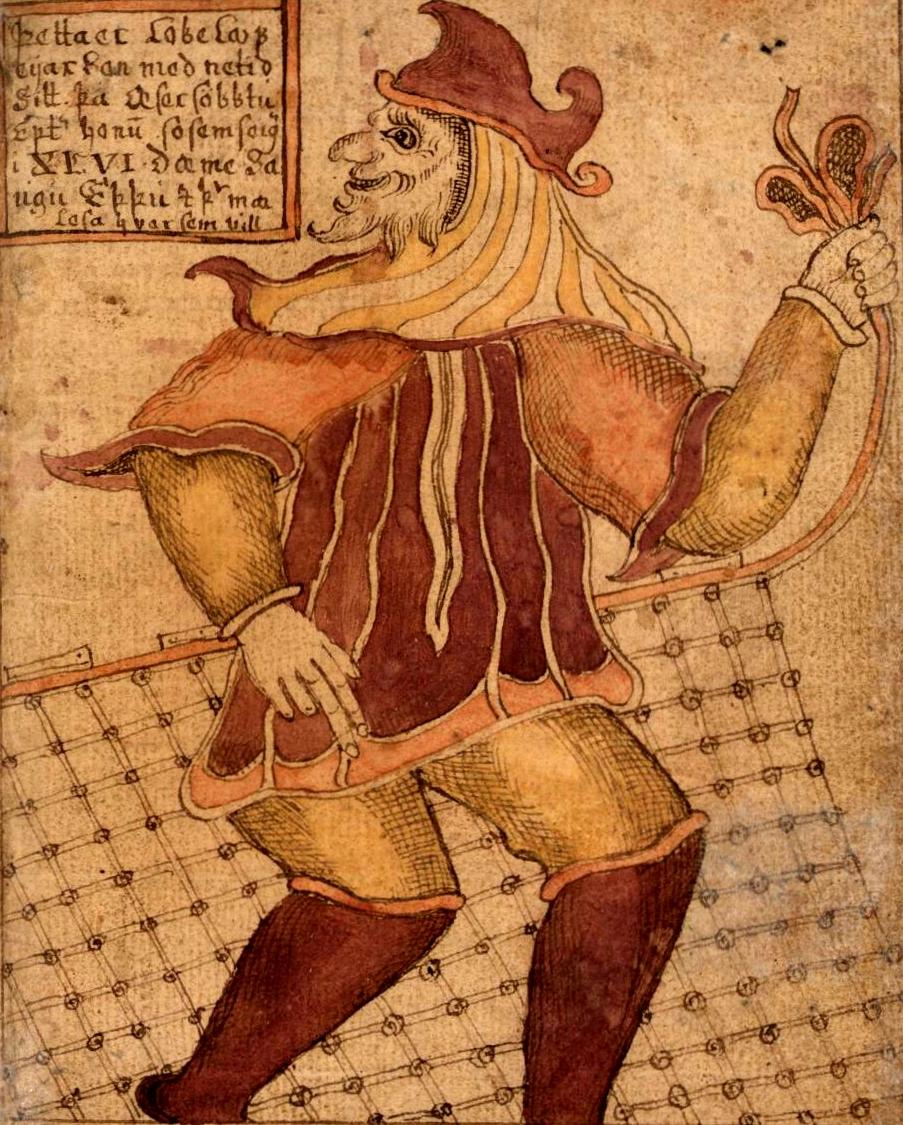 loki norse  trickster god