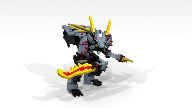 レゴジックス