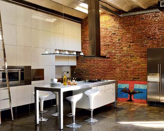 7 Basement Ideas On A Budget Chic Convenience For The Home: RÚSTICO CONTEMPORÂNEO