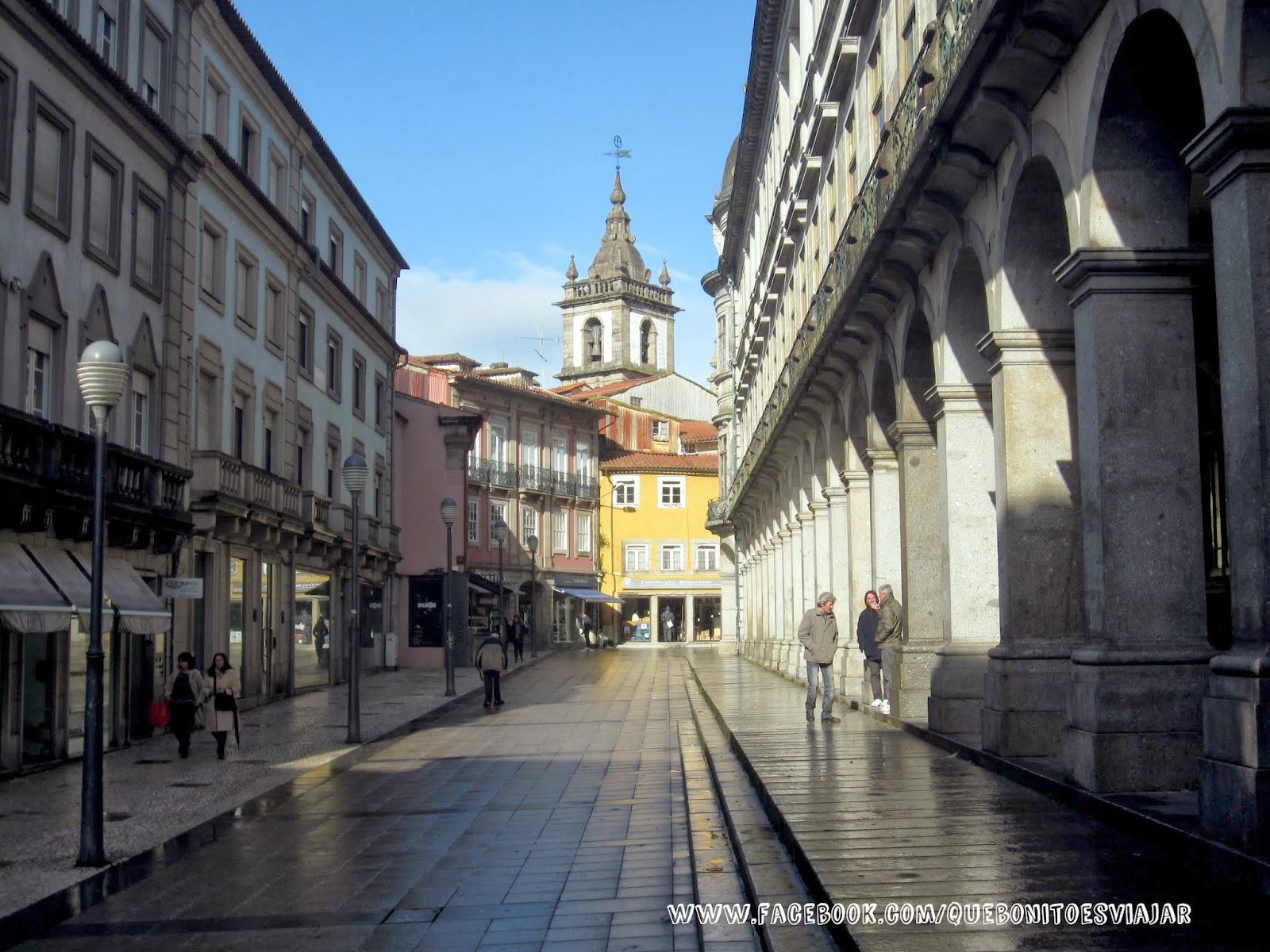 Braga- rua do Castelo