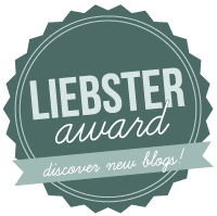 "And the ""Liebster Award"" goes to..."