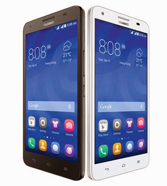 Huawei 5.5-Inch Ascend G750 Android Phone