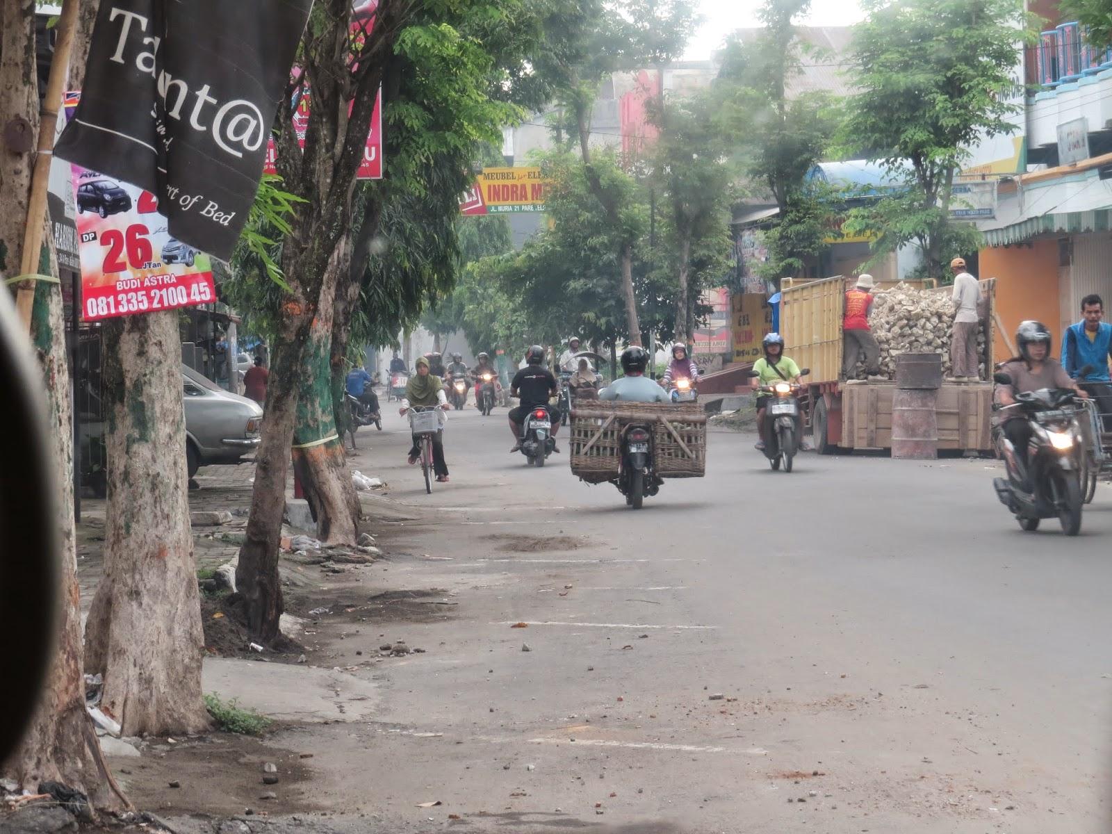 Pelajar Kota Pare Kediri Jawa Timur (Foto/bingkai Fotografi)
