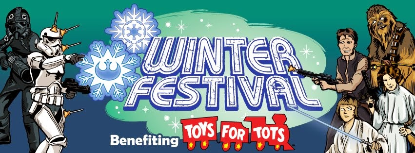 Winter Festival benefiting Toys for Tots