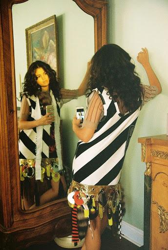 Selena Gomez Wonderland Magazine August 2015 Photo Shoot