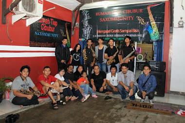 Jazz Lesehan utk acara Seputar Indonesia-RCTI
