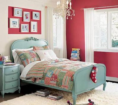 Decoração de quartos pequenos!