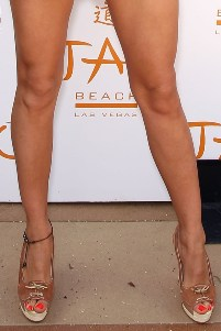 Irina Shayk Legs and Feet