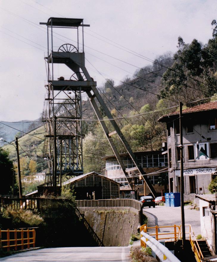 Pozo Samuño, foto de Ángel García Díaz