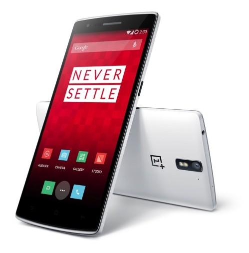 Design compatto e peso leggero per il nuovo OnePlus One