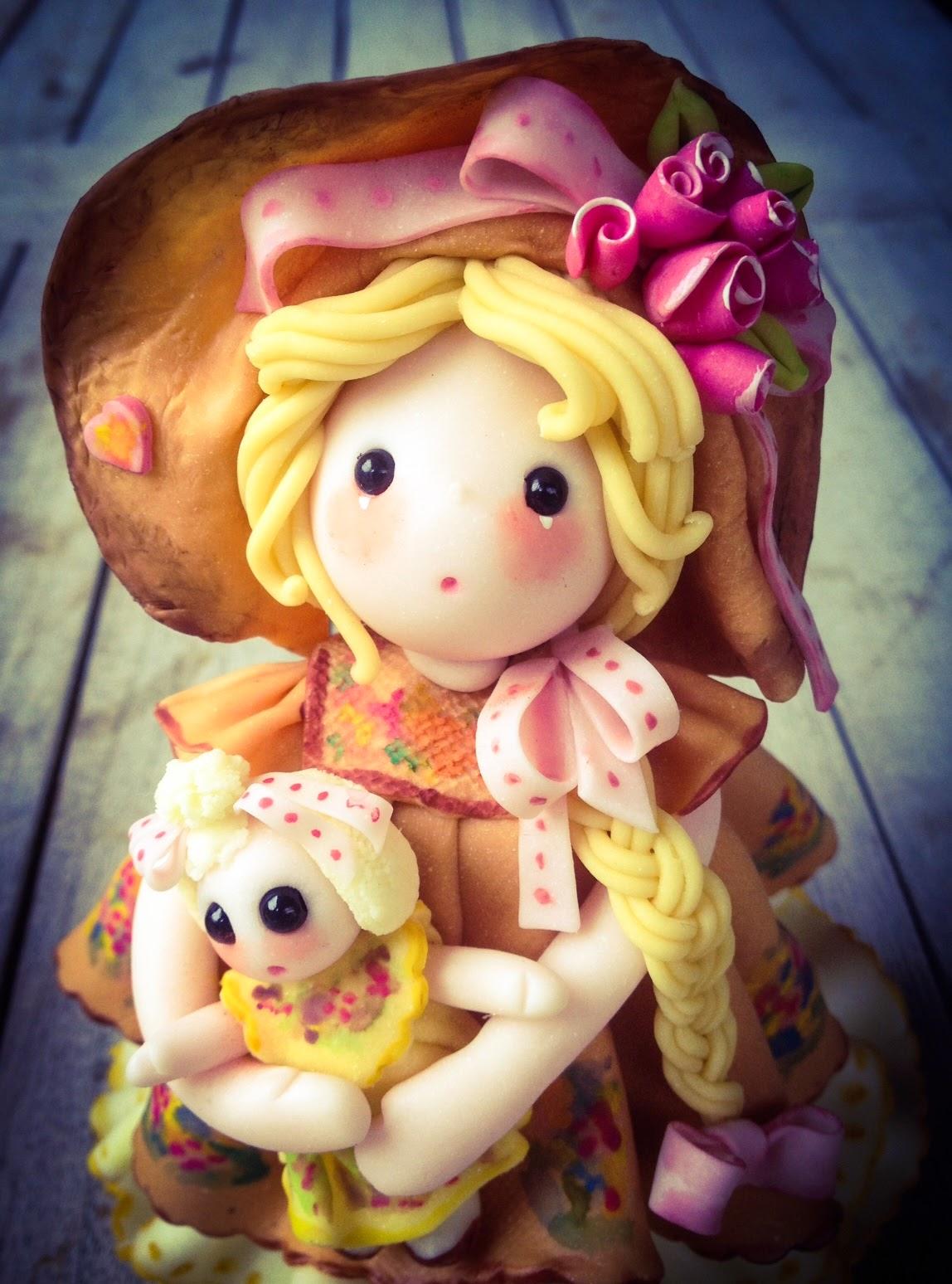 bambole porcellana fredda