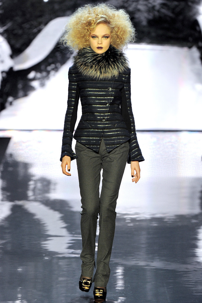 Badgley Mischka Fall 2012 collection : Cool Chic Style Fashion