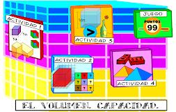 VOLUMEN-CAPACIDAD