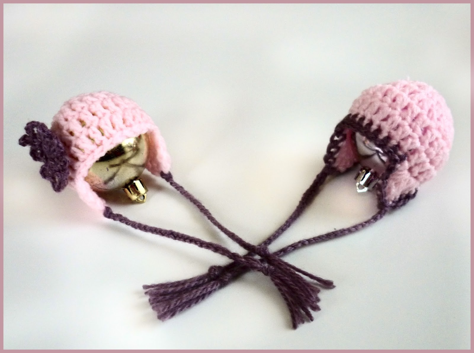 Mamma That Makes: Dainty Earflap Hat Pattern