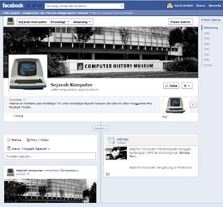 facebook sebagai media pembelajaran