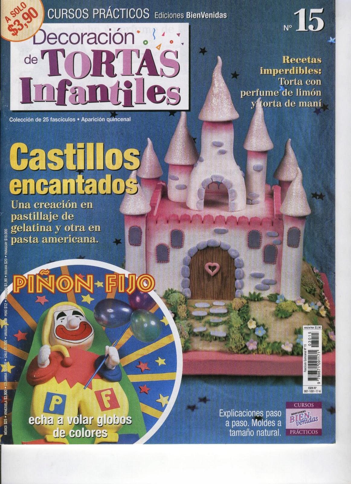 Revistas de manualidades gratis decoraci n de tortas for Revistas de decoracion gratis