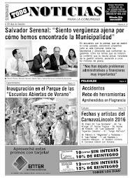 TAPA 13 DE ENERO DE 2016